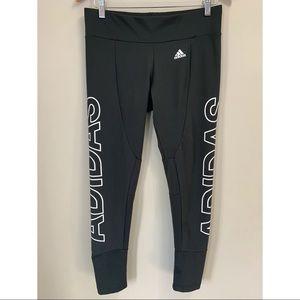 Adidas Black Leggings Size Large